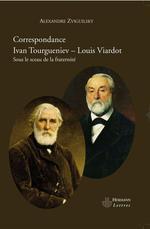 Vente Livre Numérique : Correspondance. Ivan Tourguéniev - Louis Viardot  - Alexandre Zviguilsky
