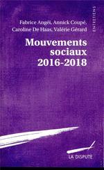 Couverture de Mouvements sociaux