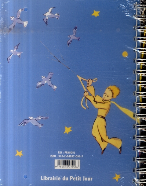 Le petit prince ; agenda (édition 2008)