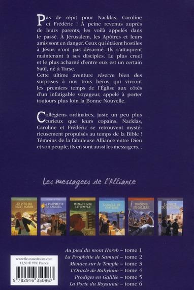 Les messagers de l'alliance t.7 ; les fils de lumière