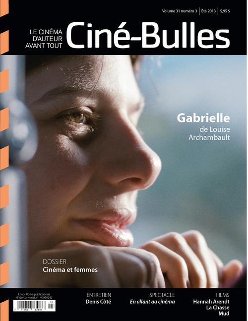 Ciné-Bulles. Vol. 31 No. 3, Été 2013