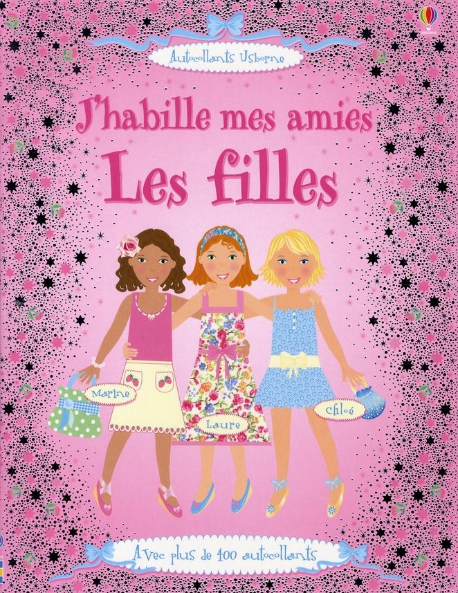 J'Habille Mes Amies Les Filles