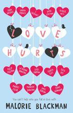 Vente EBooks : Love Hurts  - Malorie Blackman