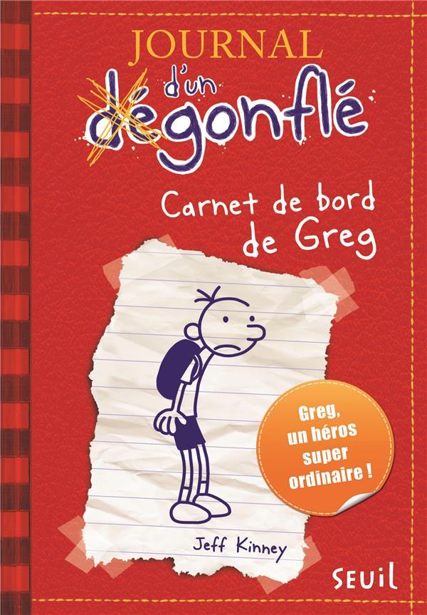 JOURNAL DUN DEGONFLE 1CARNET DE BORD DE