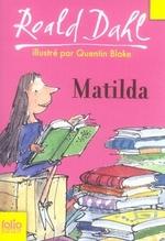 Couverture de Matilda