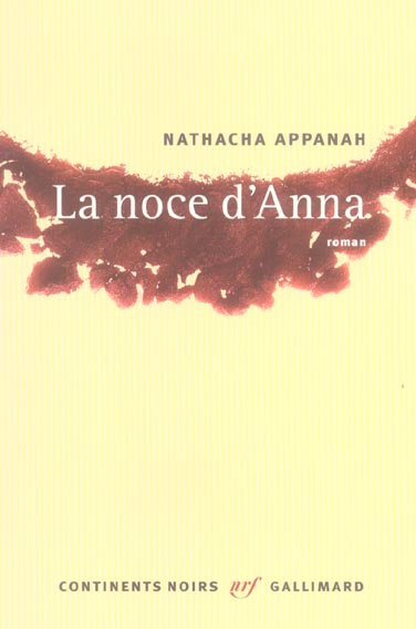 La noce d'anna roman