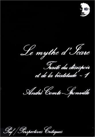 MYTHE D-ICARE T.1 TRAITE DU DE