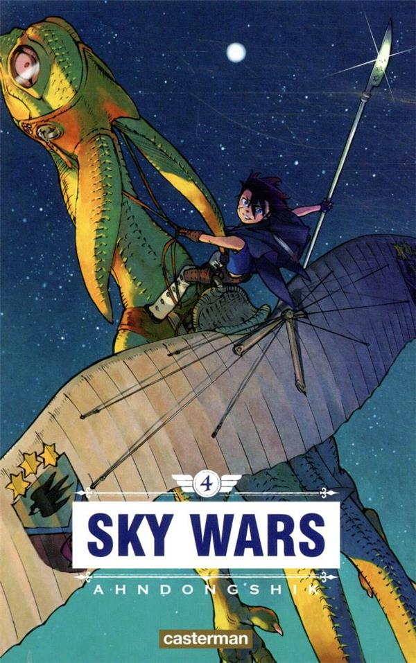 Sky wars T.4