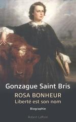 Vente Livre Numérique : Rosa Bonheur  - Gonzague Saint bris