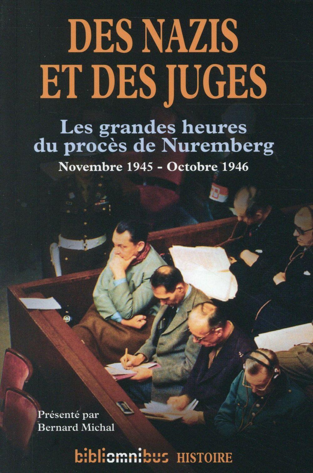 Des nazis et des juges
