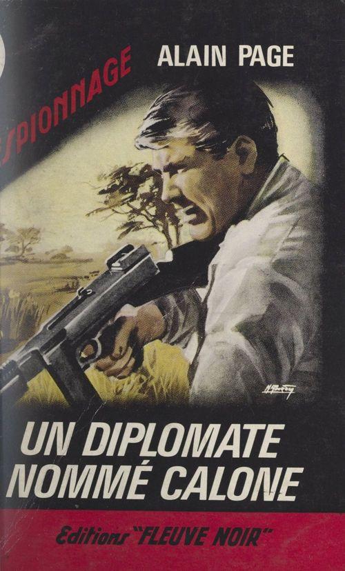 Un diplomate nommé Calone