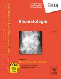 Rhumatologie (5e édition)