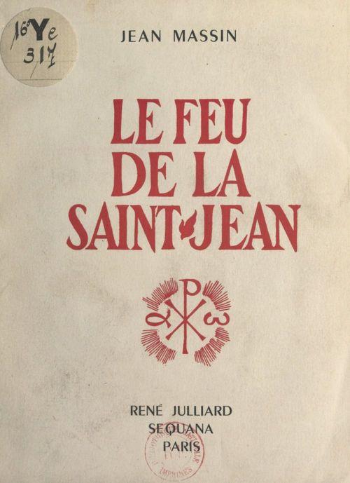 Le feu de la Saint-Jean