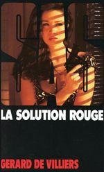 Vente EBooks : SAS 102 La solution rouge  - Gérard de Villiers