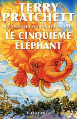 Vente Livre Numérique : Le Cinquième éléphant  - Terry Pratchett