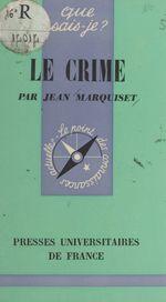 Le crime