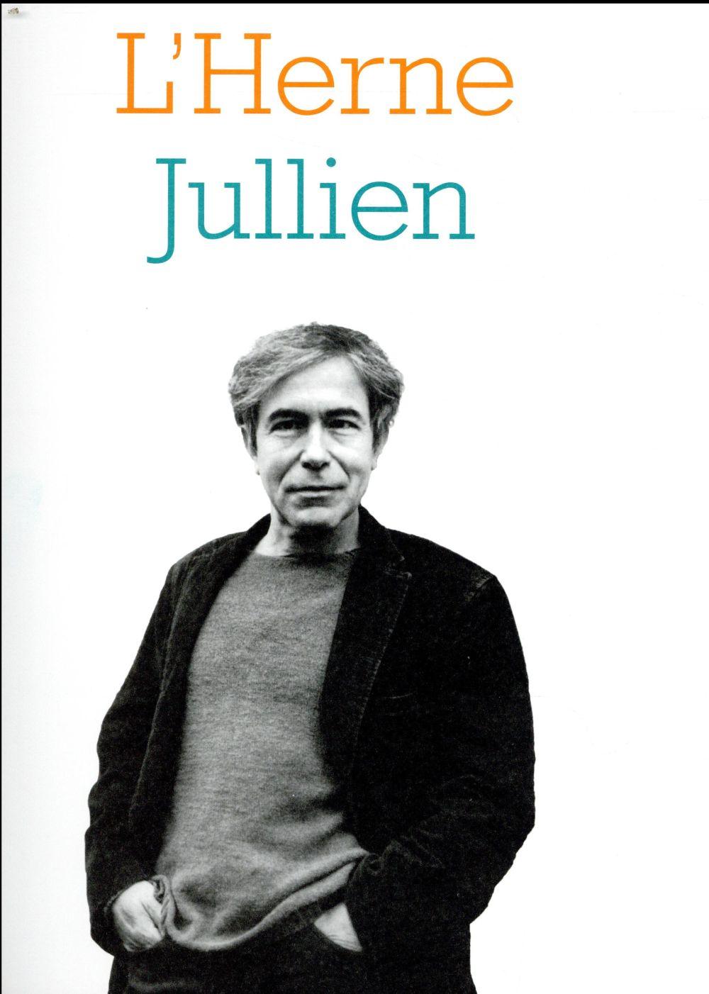 LES CAHIERS DE L'HERNE ; cahier Jullien