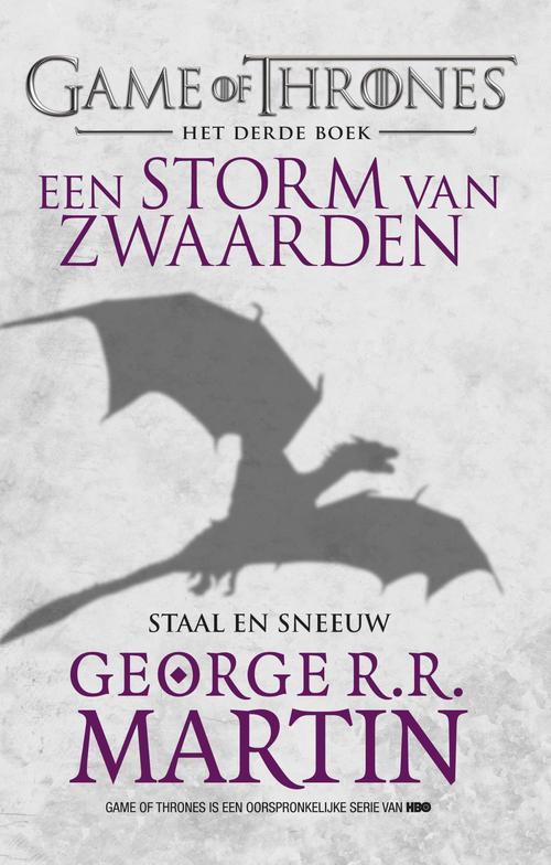 Een storm van zwaarden - 3A Staal en sneeuw