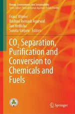 CO2 Separation, Puri?cation and Conversion to Chemicals and Fuels  - Sunita Varjani - Rashmi Avinash Agarwal - Jan Hrdlicka - Franz Winter