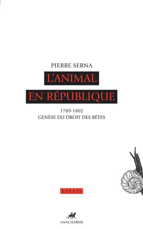 ANIMAL EN REPUBLIQUE (L')