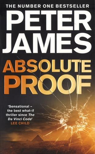JAMES, PETER - ABSOLUTE PROOF*