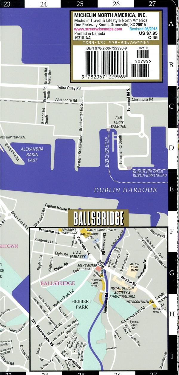 Streetwise Dublin