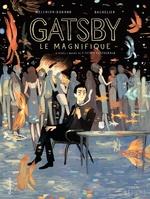 Vente Livre Numérique : Gatsby le magnifique. D'après l'oeuvre de F. Scott Fitzgerald  - Benjamin Bachelier - Stéphane Melchior-Durand