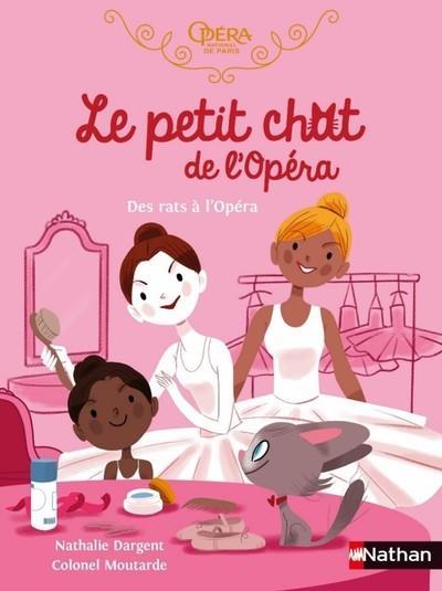 le petit chat de l'opéra : des rats à l'opéra