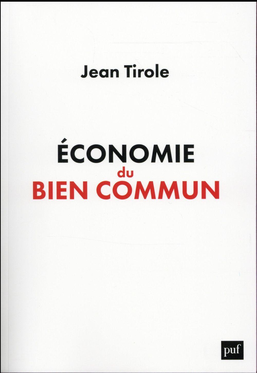 REVUE D'HISTOIRE LITTERAIRE DE LA FRANCE ; économie du bien commun.