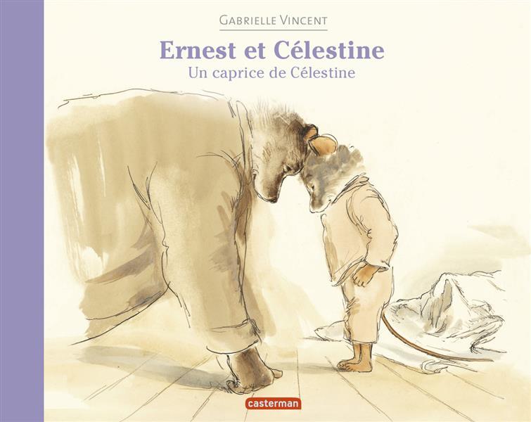 Ernest et Célestine ; un caprice de Célestine