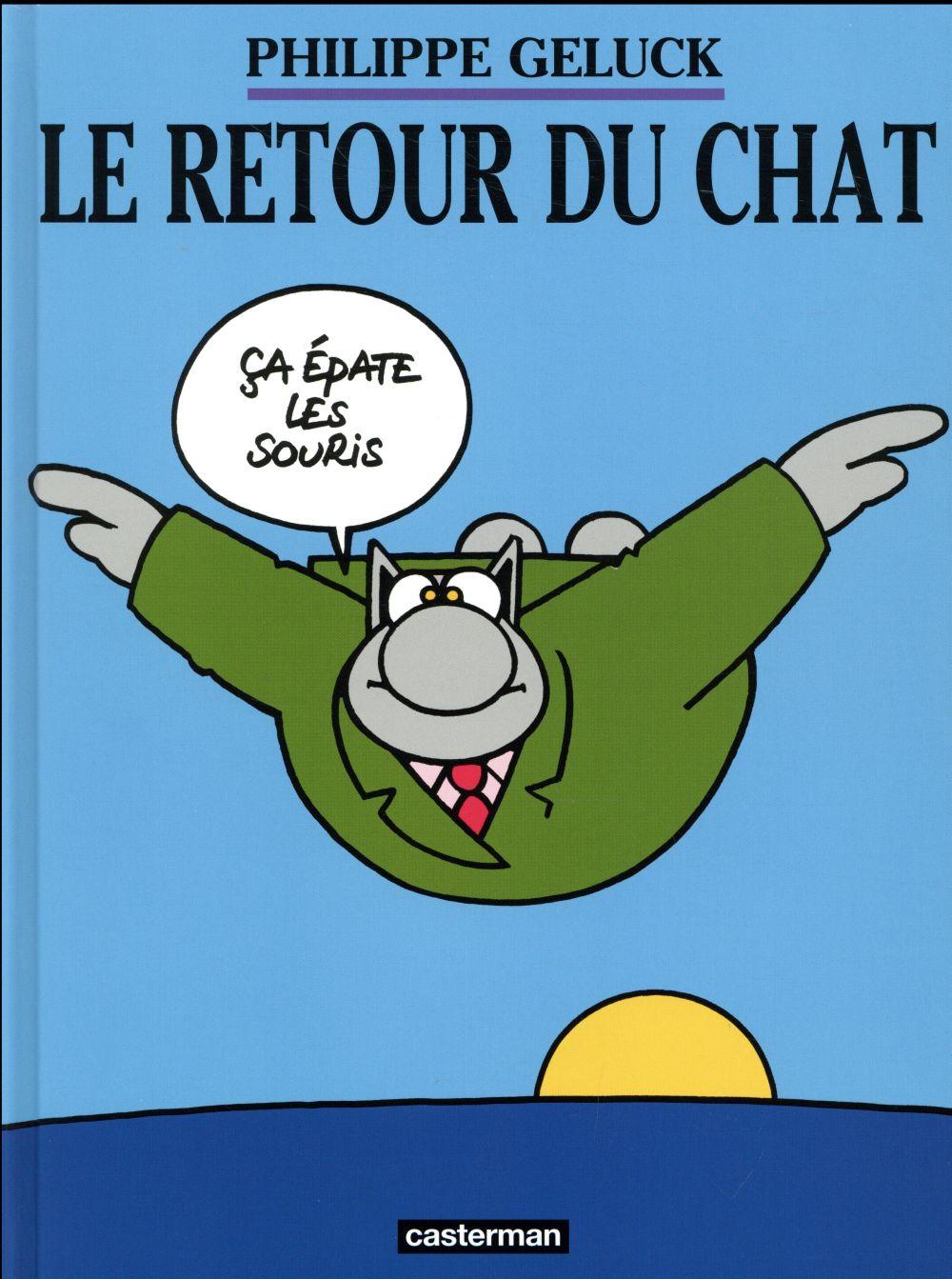 LE CHAT T.2  -  LE RETOUR DU CHAT