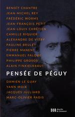 Vente Livre Numérique : Pensée de Péguy  - Camille Riquier