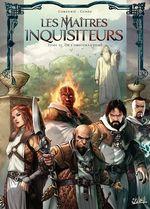 Vente Livre Numérique : Les Maîtres inquisiteurs T12  - Sylvain Cordurié