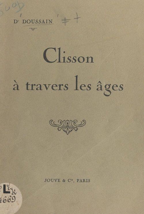 Clisson à travers les âges