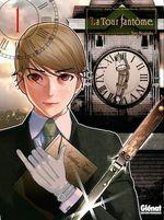 Vente EBooks : La tour fantôme - Tome 01  - Taro Nogizaka