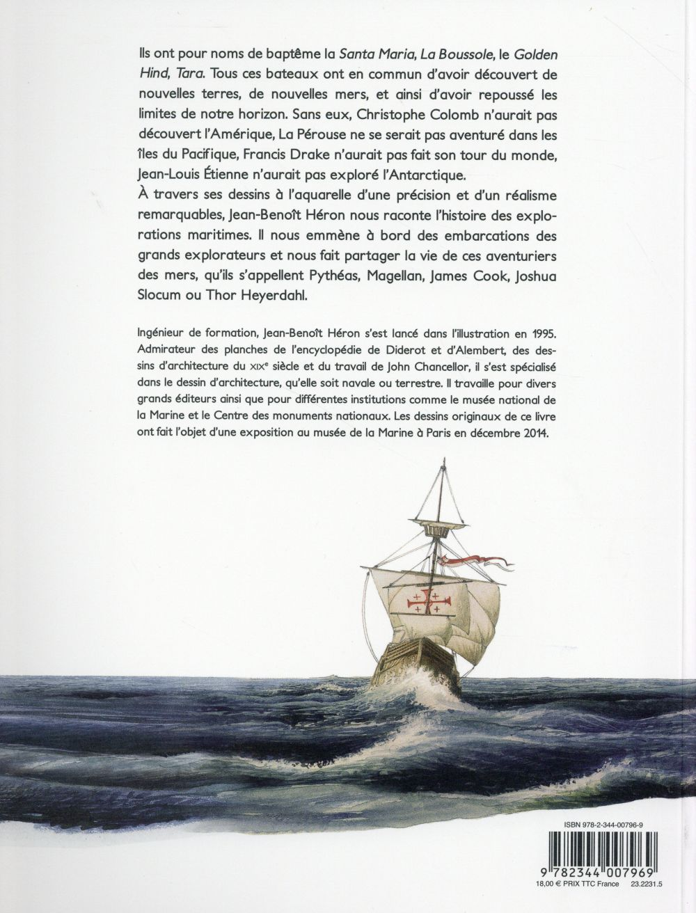ces bateaux qui ont découvert le monde