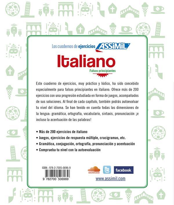 Italiano falsos principiantes