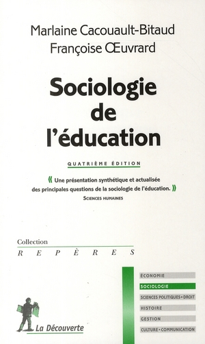 Sociologie De L'Education