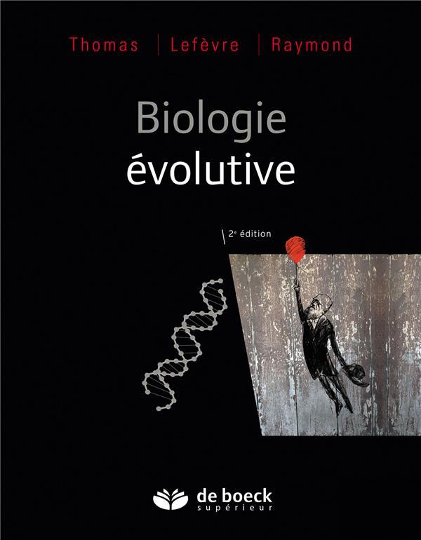 Biologie évolutive (2e édition)