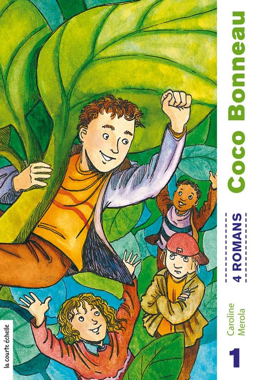 Coco bonneau (4 romans)
