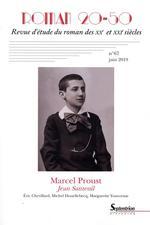 REVUE ROMAN 20-50 N.67 ; juin 2019 ; Jean Santeuil de Marcel Proust