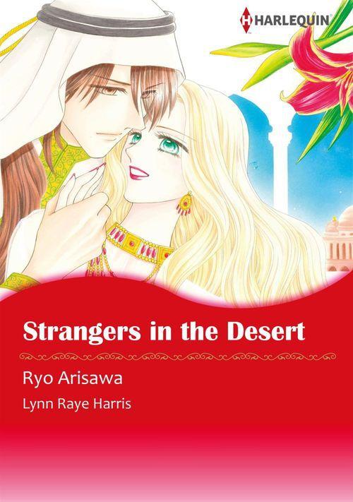 Harlequin Comics: Strangers in the Desert