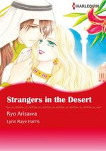 Vente Livre Numérique : Harlequin Comics: Strangers in the Desert  - Lynn Raye Harris - Ryo Arisawa
