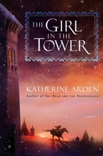 Vente Livre Numérique : The Girl in the Tower  - Katherine Arden