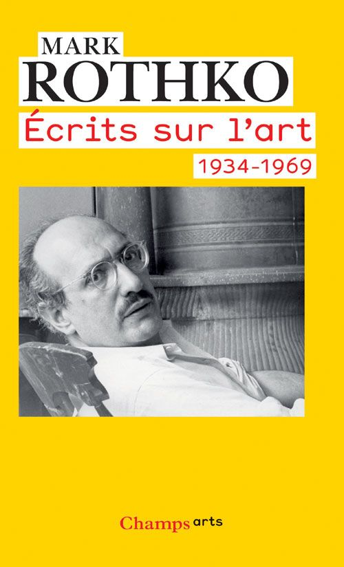 écrits sur l'art 1934-1969