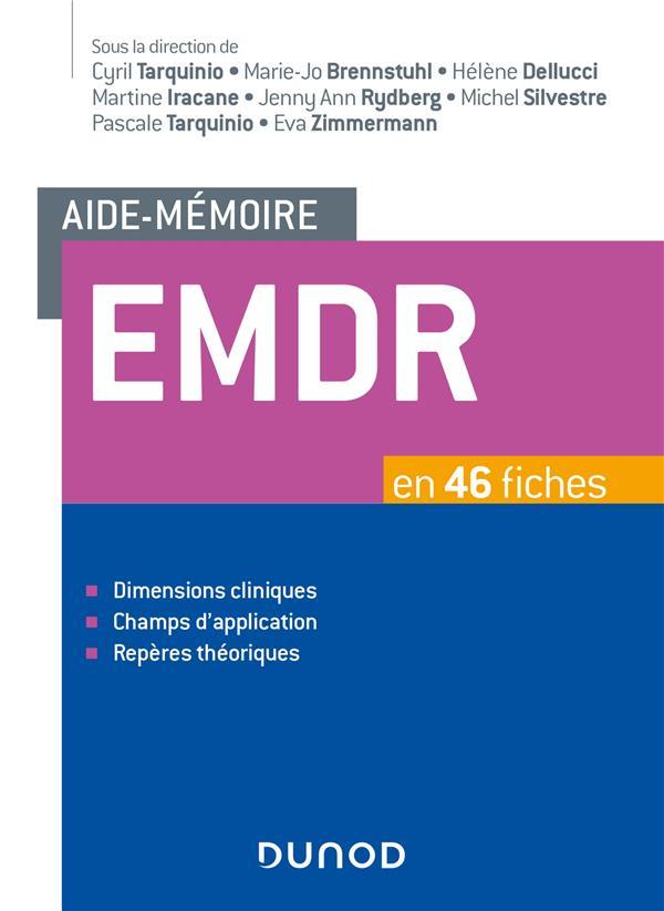 EMDR ; en 48 fiches