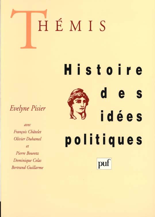 Hist des idees politiques  mementos