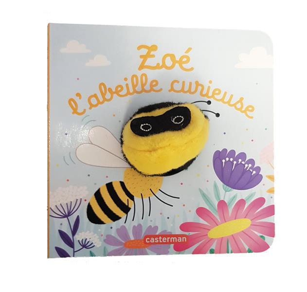 Zoé l'abeille curieuse