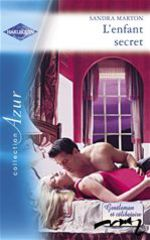 Vente EBooks : L'enfant secret (Harlequin Azur)  - Sandra Marton