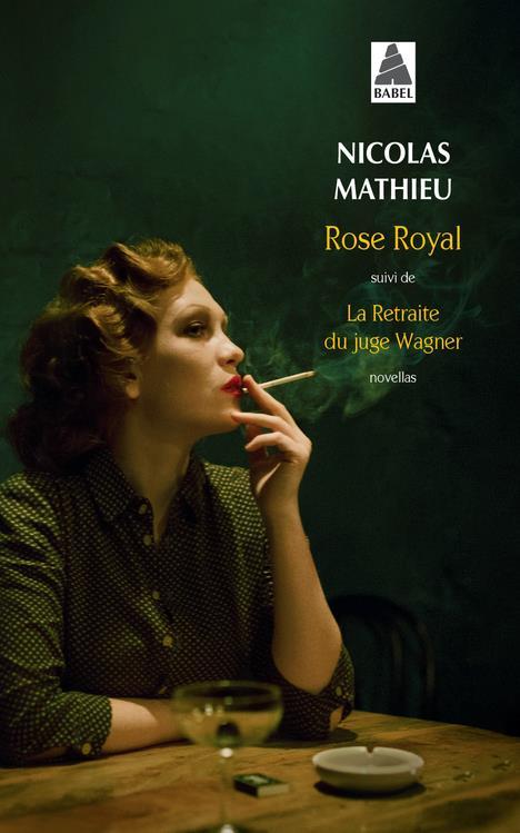 rose royal ; la retraite du juge wagner